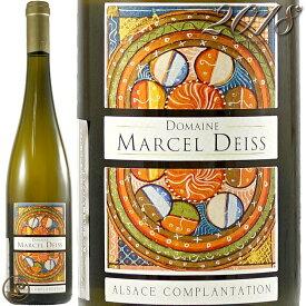 2018 アルザス コンプランタシオン ブラン マルセル ダイス 正規品 白ワイン 辛口 750ml Marcel Deiss Alsace Complantation Blanc