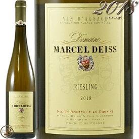 2018 リースリング マルセル ダイス 正規品 白ワイン 辛口 750ml アルザス Marcel Deiss Riesling