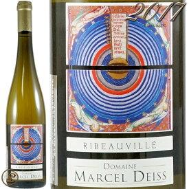 2017 リボーヴィレ マルセル ダイス 正規品 白ワイン 辛口 750ml Marcel Deiss Ribeauville