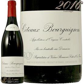 2016 コトー ブルギニョン ルージュ ドメーヌ ルロワ蔵出し 正規品 赤ワイン 辛口 750ml Domaine Leroy Coteaux Bourguignons Rouge