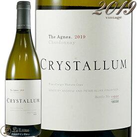 2019 ジ アグネス シャルドネ クリスタルム 正規品 白ワイン 辛口 750ml Crystallum The Agnes Chardonnay