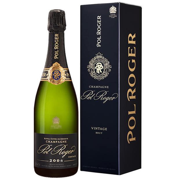 ポル・ロジェ ブリュット・ヴィンテージ[2006] [正規品] シャンパン/白/辛口 [750ml]