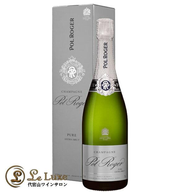 ポル・ロジェ・ピュア[NV] シャンパン/辛口/白 [750ml]ノン・ドサージュ POL ROGER PURE
