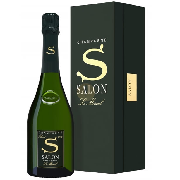 シャンパーニュ SALONサロン[2004] [正規品] 化粧箱入り シャンパン/辛口/白[750ml]