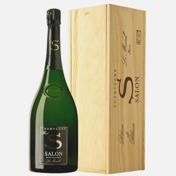 CHAMPAGNE SALON シャンパーニュ・サロン[2004]マグナム[正規品]シャンパン/辛口/白[1500ml]