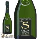 SALONサロン[1995]※箱なし シャンパン/辛口/白 [750ml]