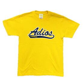 Tシャツ/Adios【デイジー】