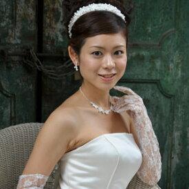 ウェディンググローブ ロンググローブ ボンヌ レース | 結婚式 ウエディング グローブ ウェディング ブライダル ウエディンググローブ ロング グローブ 白 ホワイト オフホワイト ウェディングドレス 花嫁 手袋 肘上 シンプル 日本製 おしゃれ 50