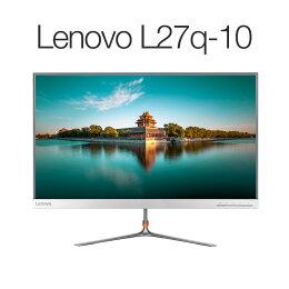 LenovoL27q-10モニター(65CEGAC1JP)【27型ワイド/2560x1440】【訳あり特価】