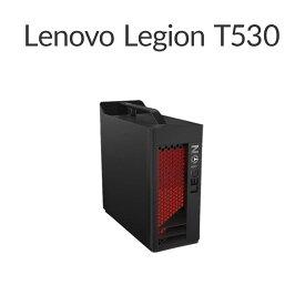 【6月26日01:59まで当店ポイント5倍!】直販 ゲーミングPC:Lenovo Legion T530 Core i5搭載(8GBメモリ/256GB SSD/モニタなし/Officeなし/Windows10/ブラック)【送料無料】