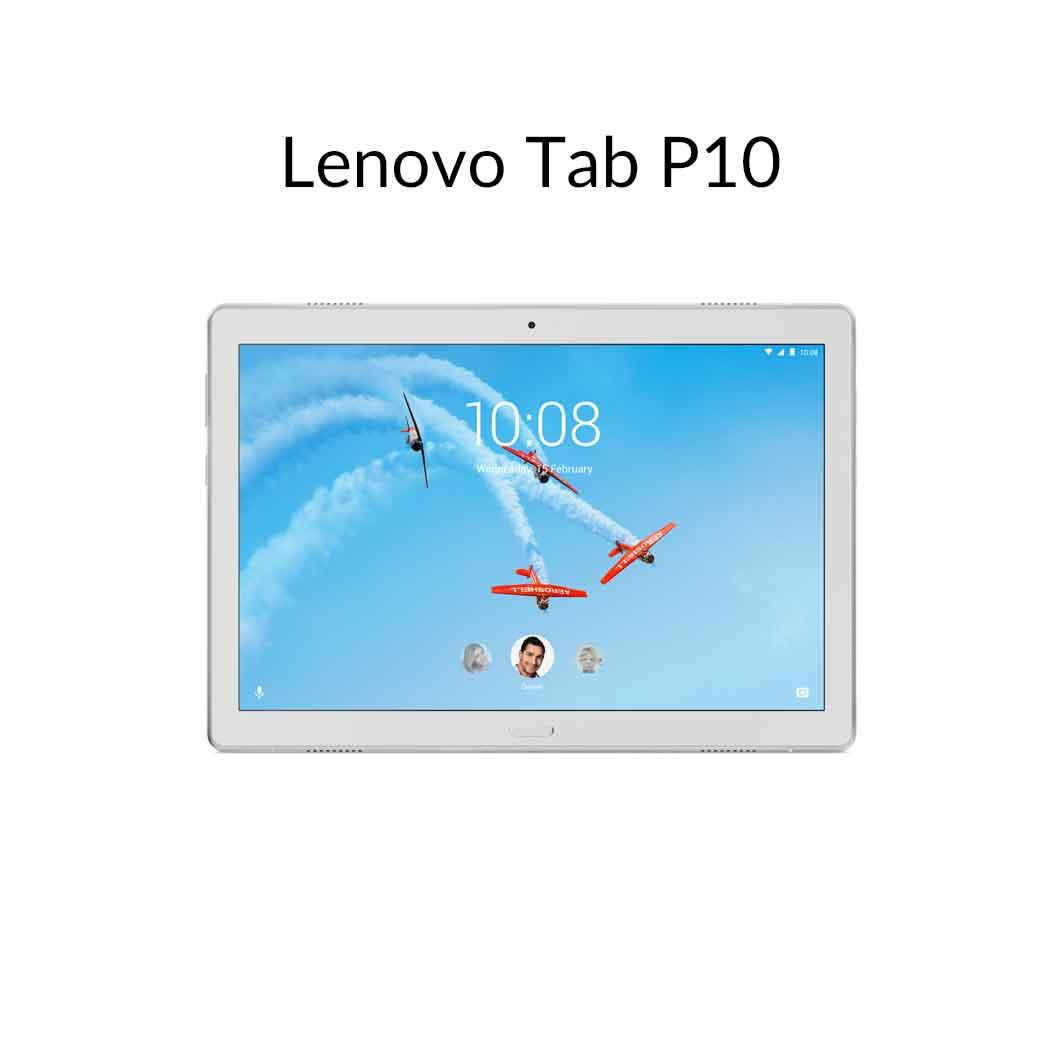 【5月30日23:59まで当店ポイント3倍!】【LTEモデル】Lenovo Tab P10(Android)【レノボ直販タブレット】【受注生産モデル】【送料無料】 ZA450125JP