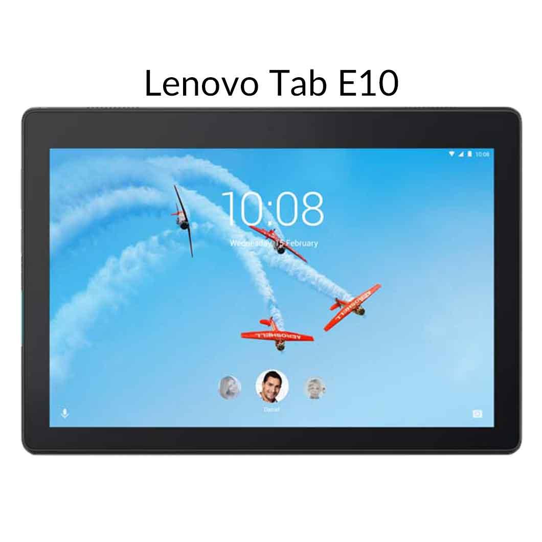 【5月30日23:59まで当店ポイント3倍!】【WiFiモデル】Lenovo Tab E10(Android)【レノボ直販タブレット】【受注生産モデル】【送料無料】 ZA470074JP