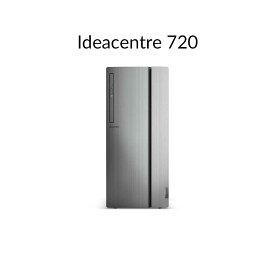 直販 デスクトップパソコン:Lenovo Ideacentre 720 Core i7搭載(16GBメモリ/1TB HDD/1TB SSD/モニタなし/Officeなし/Windows10)【送料無料】