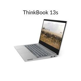 直販 ノートパソコン:ThinkBook 13s Core i5搭載(13.3型 FHD/8GBメモリー/256GB SSD/Windows10/Officeなし/ミネラルグレー)【送料無料】