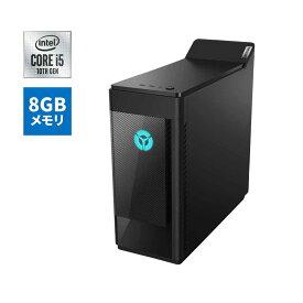 【3/11 1:59までポイント5倍】【今なら5,500円OFFクーポン】直販 ゲーミングPC:Lenovo Legion T550i Core i5搭載(8GBメモリ/1TB HDD/256GB SSD/NVIDIA GeForce GTX 1650 SUPER/モニタなし/Officeなし/Windows10/ブラック)【送料無料】