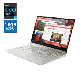 【9/18は市場の日! 最大P8倍!】直販 ノートパソコン:Lenovo Yoga 950i Core i7搭載(14.0型 UHD マルチタッチ対応/16GBメモリー/1TB SSD/Windows10/Officeなし/マイカ)【送料無料】
