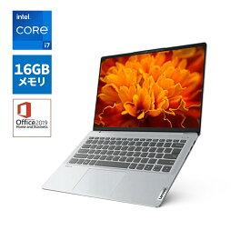 【9/18は市場の日! 最大P8倍!】直販 ノートパソコン Officeあり:Lenovo IdeaPad Slim 560i Pro Core i7搭載(14.0型 2.2K液晶/16GBメモリー/512GB SSD/Windows10/Microsoft Office Home & Business 2019/クラウドグレー)【送料無料】