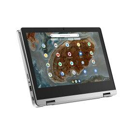 【9/18は市場の日! 最大P8倍!】直販 ノートパソコン:IdeaPad Flex 360 Chromebook MediaTek MT8183 CPU搭載(11.6型 HD マルチタッチ対応/4GBメモリー/64GB eMMC/Officeなし/Chrome OS/アークティックグレー)【送料無料】