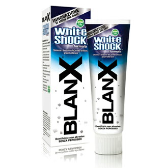 ◎ in the entry point five times ★ BLANX white shock 92 g replacement