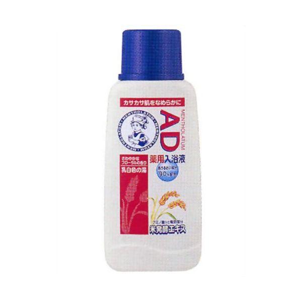 【ポイント5倍】メンソレータムAD薬用入浴液(フローラルの香り) 720ML ロート製薬 ヘルスケア