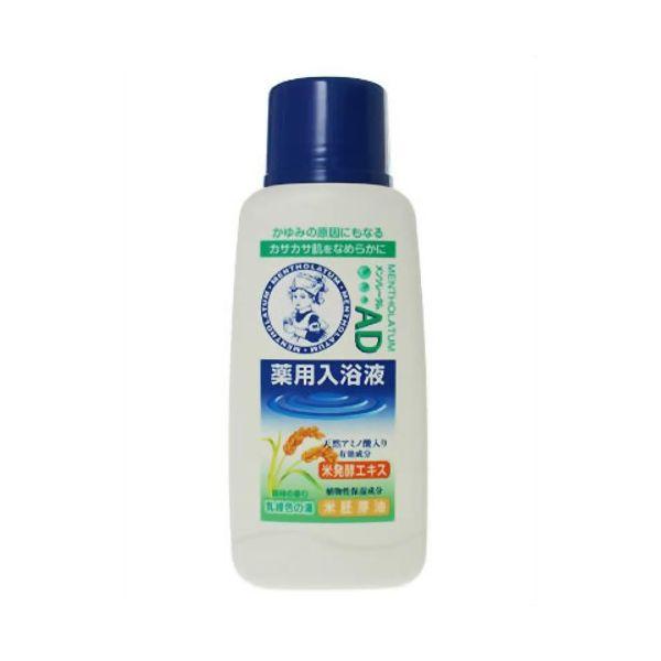 【ポイント5倍】メンソレータムAD薬用入浴液(森林の香り) 720ML ロート製薬 ヘルスケア