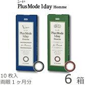 プラスモードワンデーオム10枚パック6箱(10枚入x6)