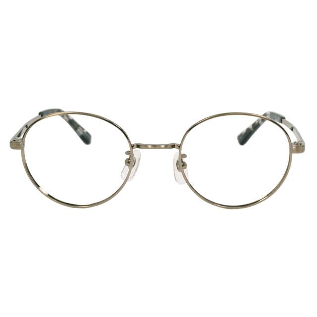 【3240円の眼鏡セット CLASSIC 度付きメガネ】YT773-1 G