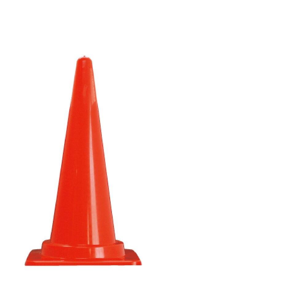 カラーコーン 赤 700mm 20個セット 三角 コーン