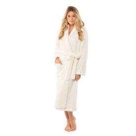ベアフットドリームス 509 パールB509-103 コージー バスローブ Cozychic Adult Robe