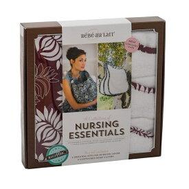 税込10,800円以上お買い上げで 送料無料 ベベオレ 授乳 ケープ &バープクロスセット【カミーユ】 Bebe Au Lait 【ギフトセット】 授乳服 ナーシングカバー Nursing Essentials 【あす楽対応】【HLS_DU】【RCP】