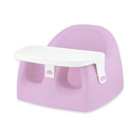 カリブ 椅子 PM3386 ベビーチェア & トレイ付き 【 パープル 】 のようなソフトチェアー あす楽 対応