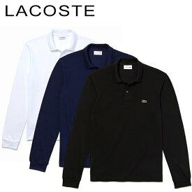 ラコステ L1312 長袖 ポロシャツ ロングスリーブ ポロシャツ メンズ 定番