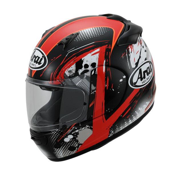 ARAI (アライ) Quantum-J (クアンタムJ クアンタム-J) DECO (デコ) 谷尾オリジナル ヘルメット(欠品あり 次回2月予定)