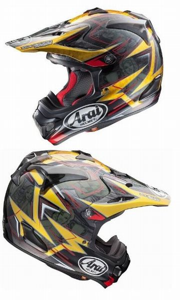 ARAI (アライ) V-Cross4 (Vクロス4 V-クロス4) TICKLE (ティックル) ヘルメット