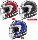 (ヘルメット バイク) ARAI (アライ) XD OUTLINE (アウトライン) へルメット 赤/XL(61-62)サイズ