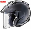 (ヘルメット バイク) ARAI (アライ) VZ-RAM PLUS (VZ-Ramプラス) へルメット グラスブラック/L(59-60)サイズ