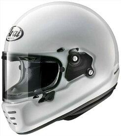(ヘルメット バイク) ARAI (アライ) Rapide Neo (ラパイドネオ ラパイド ネオ PAPIDE-NEO RAPIDEネオ ラパイドNEO) ヘルメット ホワイト (欠品中 次回入荷予定未定)