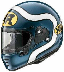 (ヘルメット バイク) ARAI (アライ) RAPIDE NEO HA (ラパイドネオHA) へルメット 青/L(59-60)サイズ