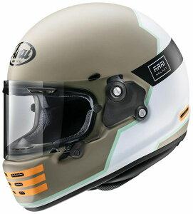 (ヘルメット バイク) ARAI (アライ) RAPIDE NEO (ラパイドネオ) OVERLAND (オーバーランド) ベージュ/カーキ/M 57-58cm (予約商品 2020年6月下旬以降発売予定)