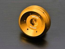 デイトナ アルミビレットオイルフィラーキャップ(BULLETタイプ) M30×P1.5 ゴールド 98425