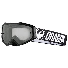 2018 Dragon (ドラゴン) MXV PLUS ゴーグル COAL (コール) クリアレンズ 358766024002