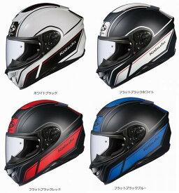 (ヘルメット バイク) OGK KABUTO (オージーケーカブト) AEROBLADE-5 (AEROBLADE5 エアロブレード5) SMART (スマート) ヘルメット (欠品あり 次回入荷予定2019年12月以降)