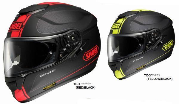 Shoei (ショウエイ) GT-Air (GTエアー) Wanderer (ワンダラー) ヘルメット (ピンロックシート付属) (QSV-1 サンバイザー搭載)