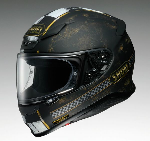Shoei (ショウエイ) Z-7 (Z7) TERMINUS (ターミナス) ヘルメット (ピンロックシート付属) (欠品中 次回入荷予定未定)