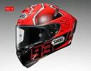 Shoei (ショウエイ) X-Fourteen (X-14 X14 Xフォーティーン) Marquez4 (マルケス4) ヘルメット TC-1 レッド/ブラッ...