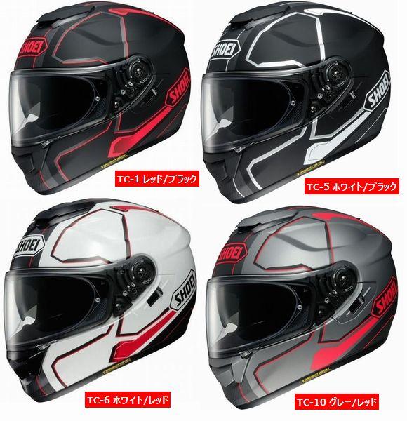 (ヘルメット バイク) Shoei (ショウエイ) GT-Air (GTエアー) PENDULUM (ペンデュラム) ヘルメット (ピンロックシート付属) (QSV-1 サンバイザー搭載) (欠品あり 次回入荷予定未定)