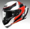 Shoei (ショウエイ) X-Fourteen (X-14 X14 Xフォーティーン) RAINEY (レイニー) ヘルメット (ピンロックシート…