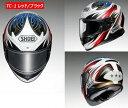 (ヘルメット バイク) Shoei (ショウエイ) Z-7 (Z7) Incision (インシジョン) ヘルメット (ピンロックシート付属) (欠品あり…