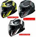 Shoei (ショウエイ) Neotec2 (ネオテック2) EXCURSION (エクスカーション) ヘルメット (QSV-1 サンバイザー搭載) (ピンロックシ…