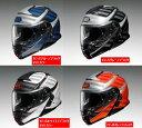 (ヘルメット バイク) Shoei (ショウエイ) Neotec2 (ネオテック2) SPLICER (スプライサー) ヘルメット (QSV-1 サンバイザー搭載…